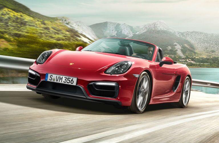 2016 Porsche Boxster Chicago Il