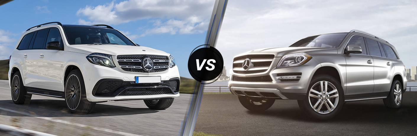2017 mercedes benz gls vs mercedes benz gl class for 2017 mercedes benz gl450