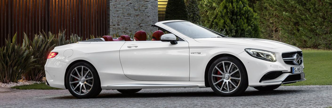 2017 mercedes benz s class cabriolet chicago il for Mercedes benz service coupons 2017