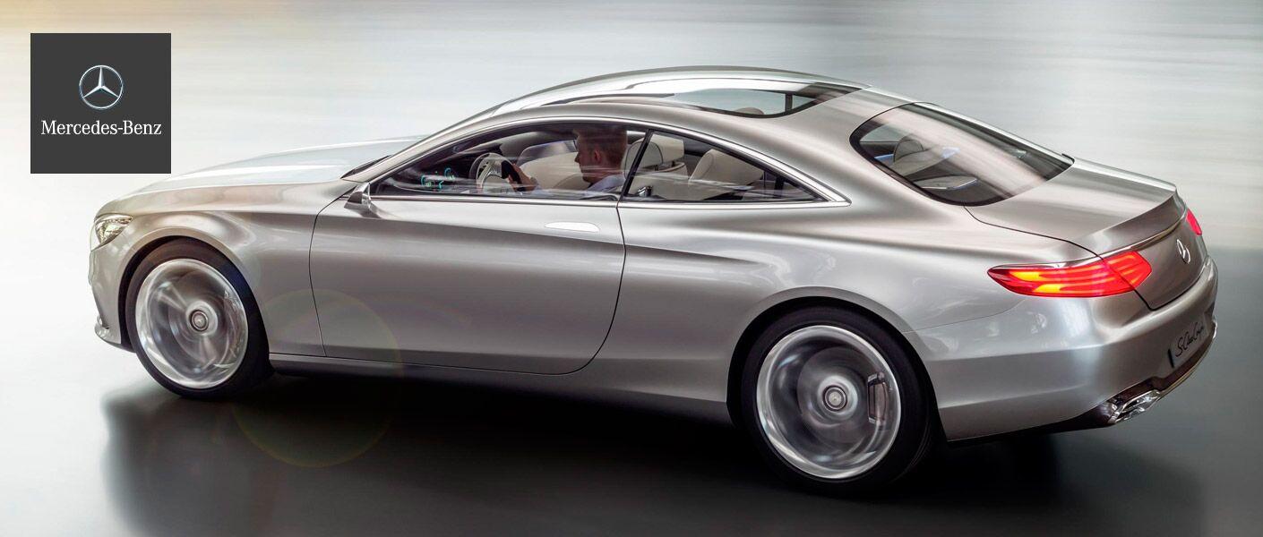 Mercedes benz s class concept coupe merriam ks for Mercedes benz s class coupe 2014