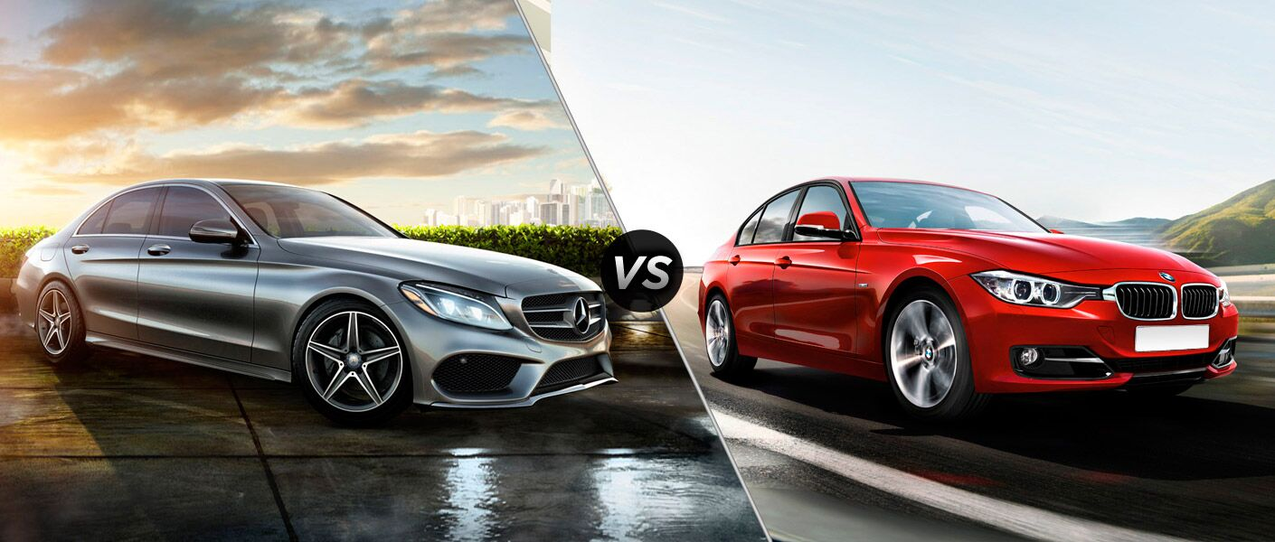 2015 Mercedes Benz C Class Vs 2015 Bmw 3 Series