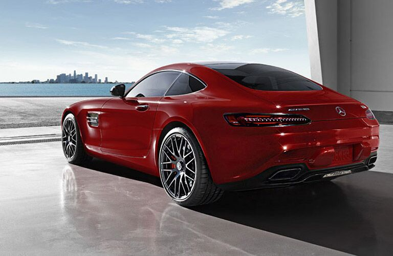 2016 Mercedes Amg Gt Merriam Ks