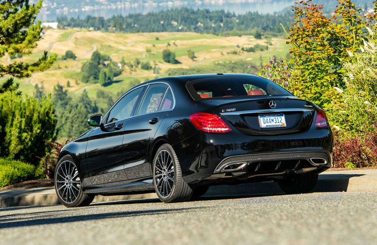 2016 mercedes benz c class merriam ks for Mercedes benz of kc