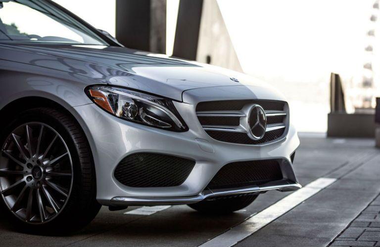 2016 Mercedes-Benz C-Class Grille