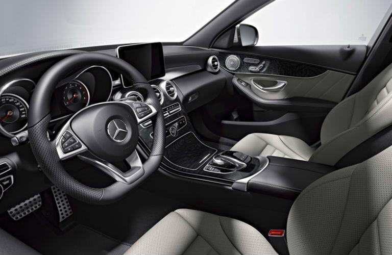 2016 Mercedes-Benz C-Class Luxury Interior
