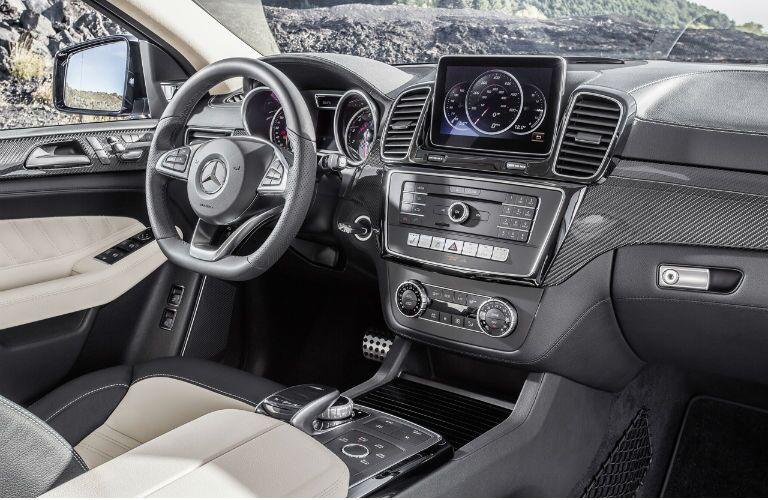 2016 Mercedes-Benz GLE 450 AMG Coupe Interior