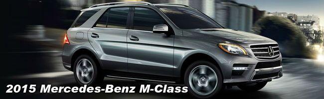2015 Mercedes-Benz M-Class Merriam KS