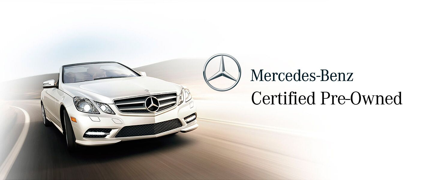Mercedes Benz Unlimited Mileage Certified Pre Owned Warranty