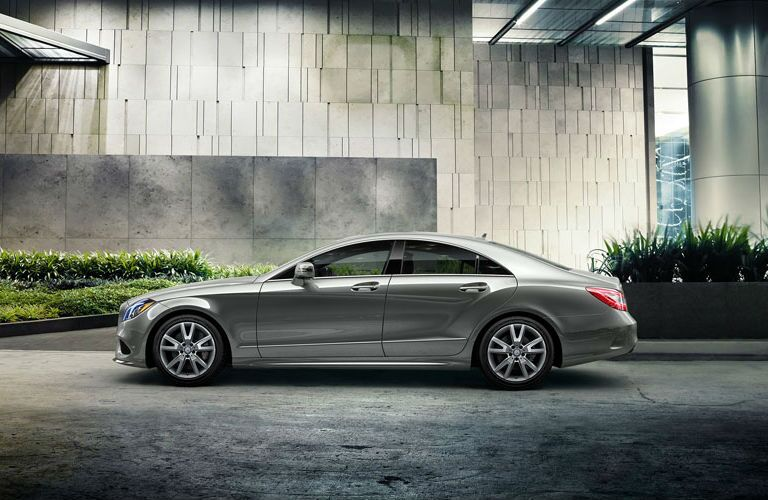 2016 Mercedes-Benz CLS-Class Merriam KS side view