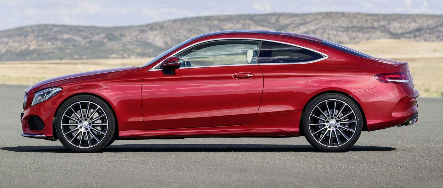 2017 Mercedes-Benz C-Class Coupe safety ratings