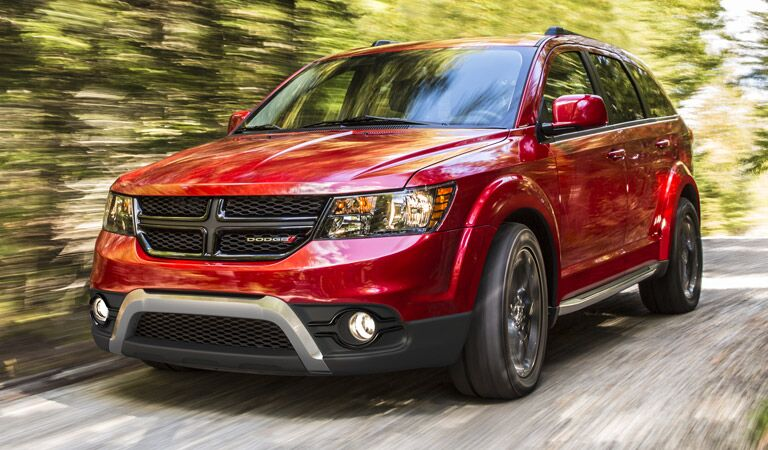 New Dodge Journey Milwaukee and Slinger WI