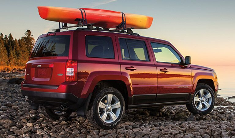 Jeep Patriot Milwaukee WI