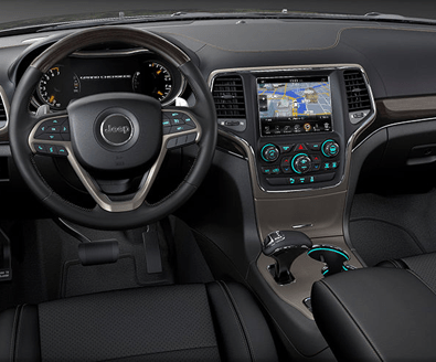 2014 Jeep Grand Cherokee Appleton, WI interior