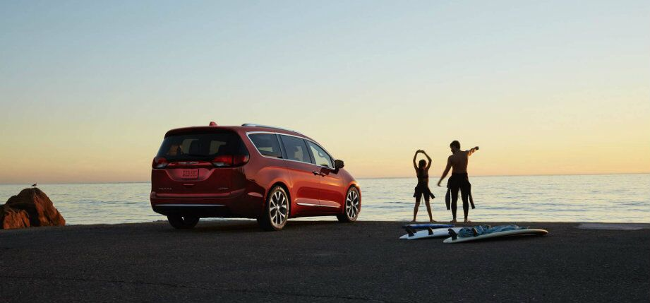 2017 Chrysler Pacifica Green Bay, WI