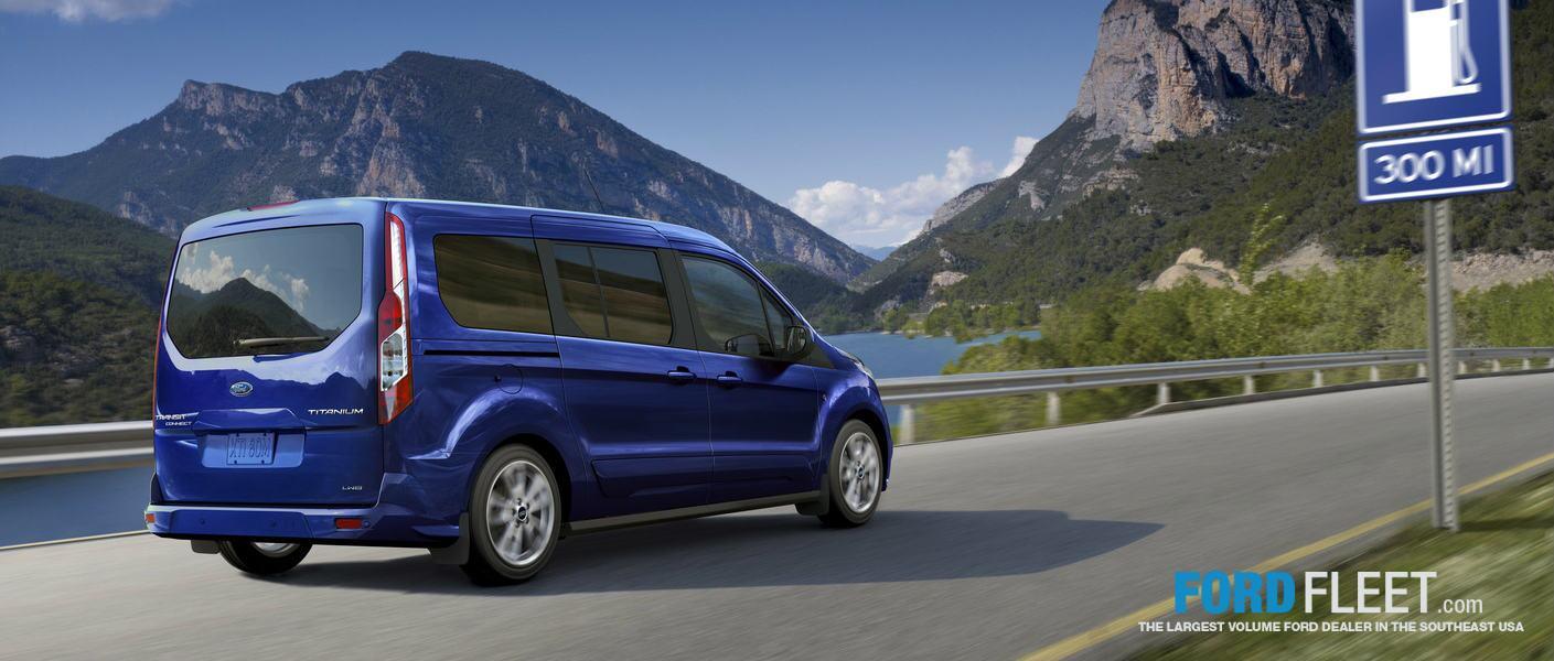 Cargo Vans Tampa FL Commercial Vans Ford Fleet