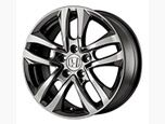 17 Chrome-Look Alloy Wheels