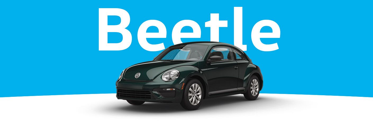 New Volkswagen Beetle Seattle, WA