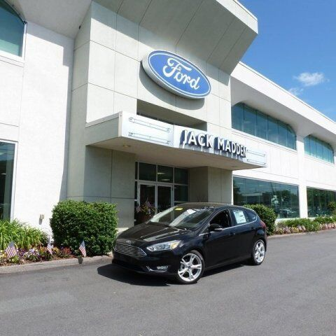 2016 Ford Focus Titanium Norwood MA