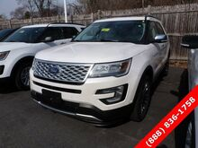 2017 Ford Explorer Platinum Norwood MA