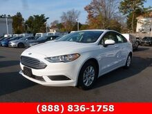 2017 Ford Fusion S Norwood MA
