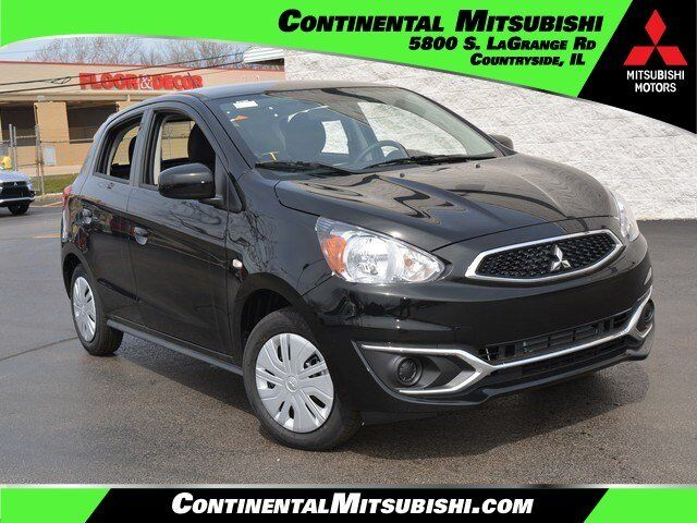 2017 Mitsubishi Mirage ES Chicago IL