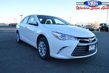 2017 Toyota Camry LE Grand Junction CO