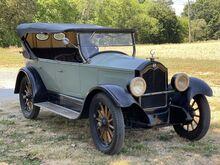 1924_Buick_Touring Rare European Model__ Crozier VA