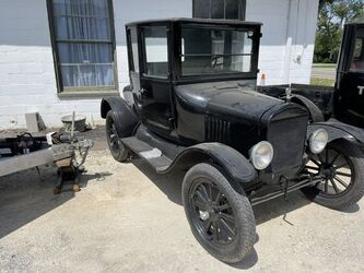 Ford Model T Doctors Coupe  1925