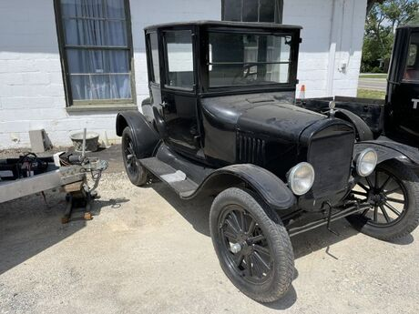 1925 Ford Model T Doctors Coupe  Crozier VA