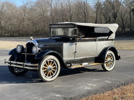 1926 Buick Touring Convertible Crozier VA