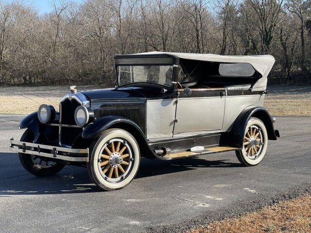 1926 Buick Touring Convertible Crozier VA