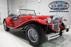 1929_Mercedes-Benz_GAZELLE REPLICA__ Carol Stream IL