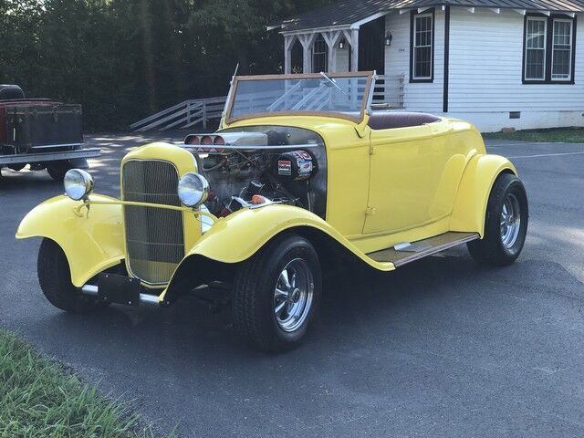 1932 Ford ROADSTER 427 Crozier VA