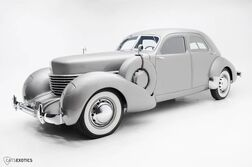 Cord 812 Armored Beverly 1937
