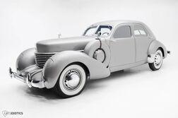 Cord 812 Custom Beverly 1937