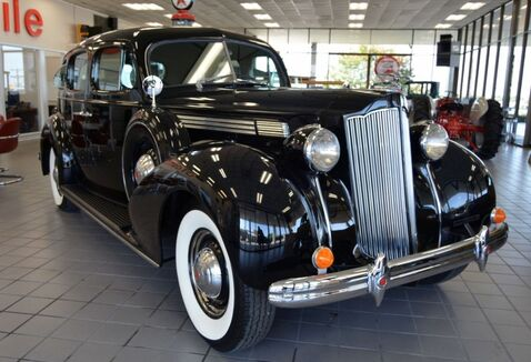 1939_Packard_Eight_4 Door Touring Sedan_ Fort Worth TX