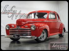 1946_Ford_Coupe_Street Rod All Steel_ Villa Park IL