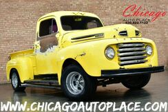 1949_Ford_F1_ROLLING CHASSIS + BODY GREAT PROJECT TRUCK_ Bensenville IL