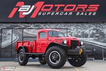 1950 Dodge Power Wagon Restored