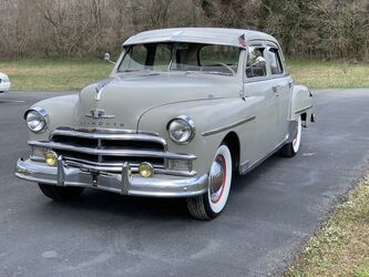 Plymouth Special Deluxe Sedan Deluxe 1950