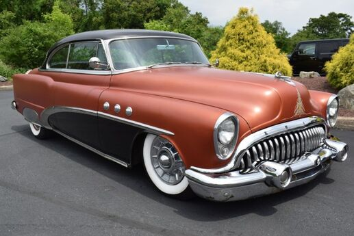 1953 Buick Special RestoMod Big Block Coupe Easton PA