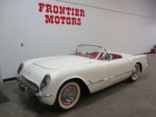 1954_Chevrolet_Corvette_Convertible_ Middletown OH