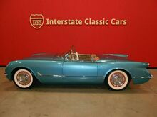 1954_Chevrolet_Corvette Roadster_convertible_ Dallas TX
