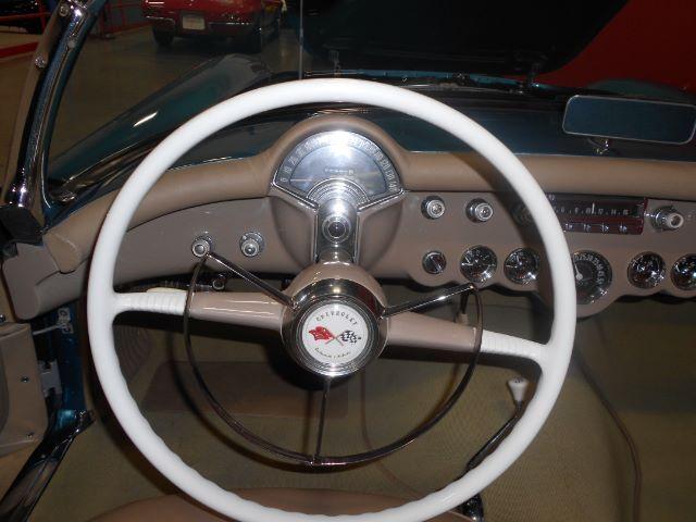 1954 Chevrolet Corvette Roadster convertible Dallas TX