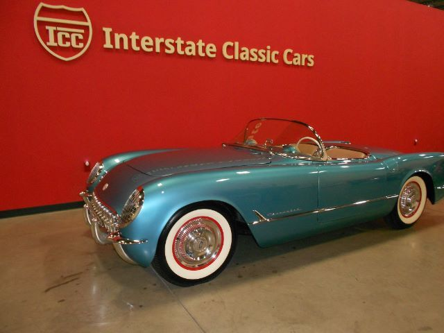 1954 Chevrolet Corvette Roadster convertible Rockwall TX