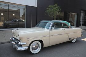 1954_Ford_Skyliner__ Pittsburgh PA