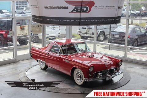 1955_Ford_Thunderbird_Convertible_ Chantilly VA