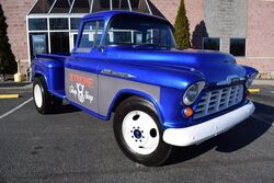 Chevrolet 3800 Custom Dually Pickup  1956