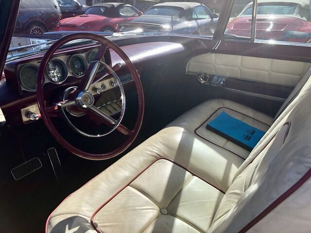1956 Lincoln Continental Coupe Mark II Pittsburgh PA