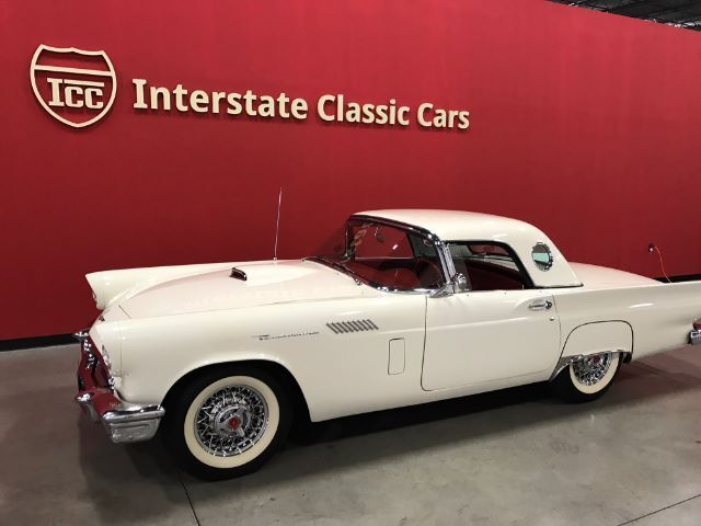 1957 Ford Thunderbird convertible Dallas TX